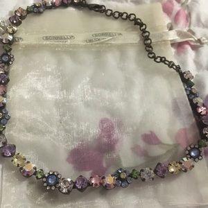 Sorrelli Multi Color Necklace